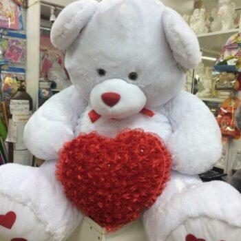Плюшевый медведь 170 см