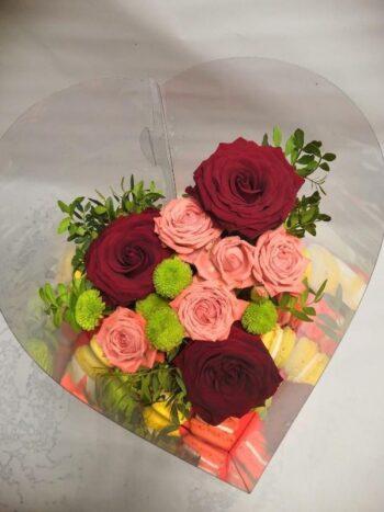 Цветы в шляпных коробках Янаул
