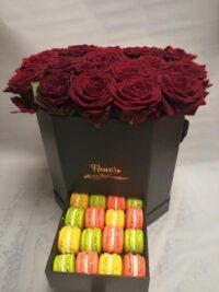 21 роза и маракуны в Янауле