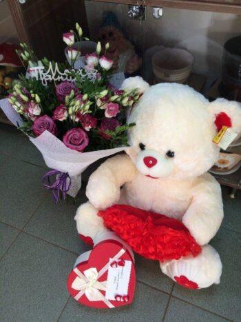 доставка цветов Янаул