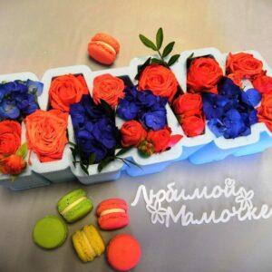 Цветы для мамы Янаул