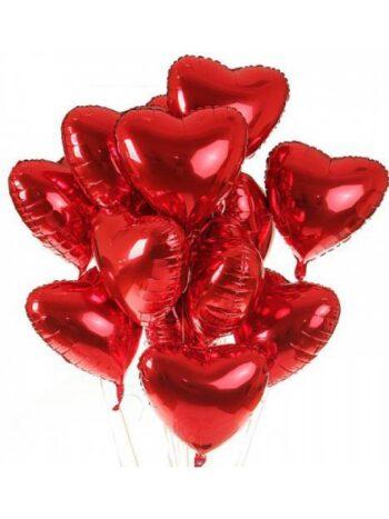 11 шаров сердце Янаул
