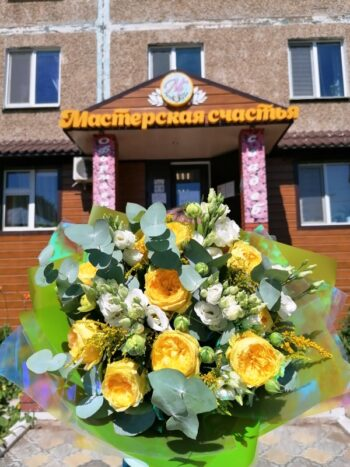 "Букет ""Райский берег"" Янаул"
